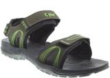 Cyke Men Olive Green Sandals
