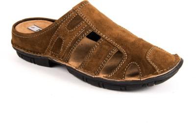 Binutop Men Olive Sandals