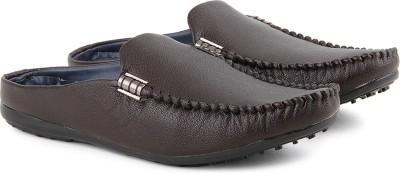 GS Men Brown Sandals