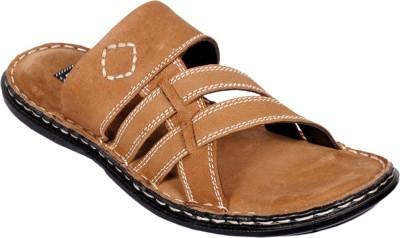 Blackwood Men Camel Sandals