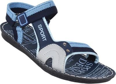 Bersache Men Blue Sandals