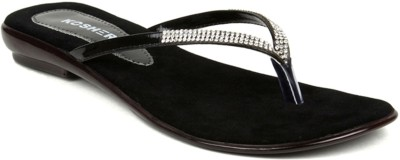Kosher Klss028-Black Women Black Flats