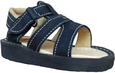 Tonit Baby Girls, Baby Boys Black Sandals