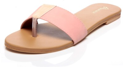 Awww Girls, Women Beige Flats