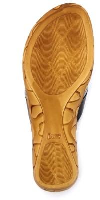 Shibha Footwear Women Brown Wedges