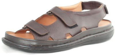 Andre Gerdes Men Brown Sandals