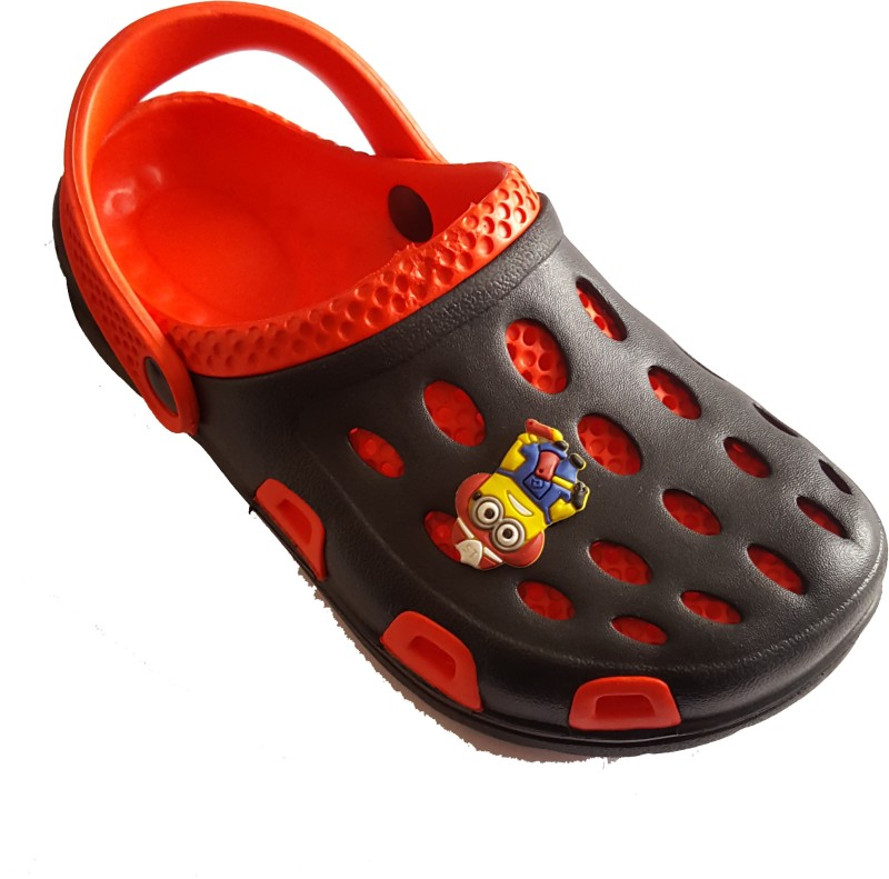 HK-Impex Boys Red Sandals