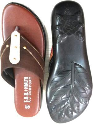 SBR Women Brown Flats