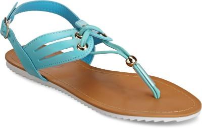 Yepme Women Blue Flats