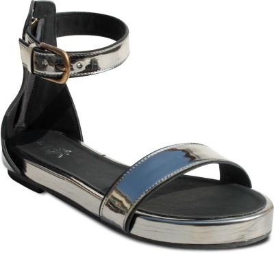 Amica Slexia Women Grey Flats