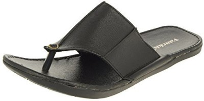 Vanckis Men Black Sandals