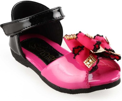 Chimps Baby Girls Sandals