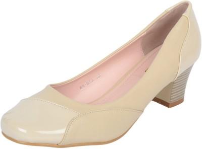 Mucci Mucci Women White Heels