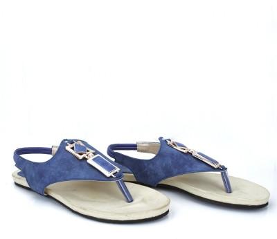 Stylemyway Women Blue Flats