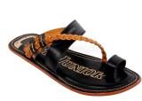 Big Junior Men BLACK Sandals