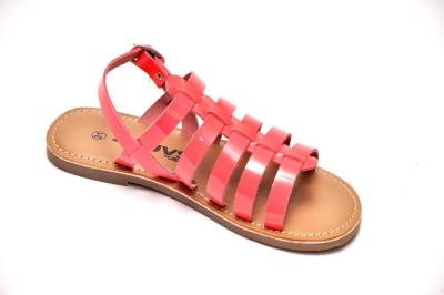 Shuvs Girls Pink Sandals
