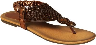 Espadrilles Girls Brown Sandals
