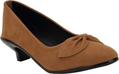 Versiliana Women Brown Heels