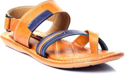 Trilokani Boys Beige Sandals