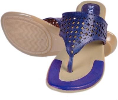 Jolly Jolla Isabelle Women Purple Flats