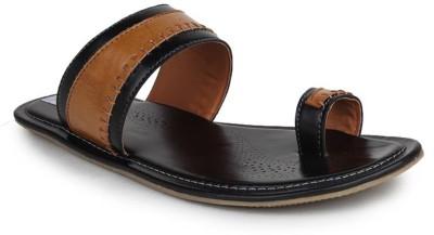 Digni Men Black Sandals