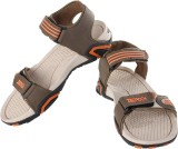 Zedrock Men Brown Sandals
