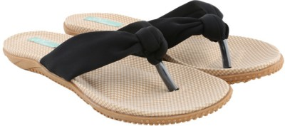 Ncollections Women Black Flats