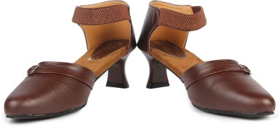 Anupamaa Tan Sandel Girls Tan Heels