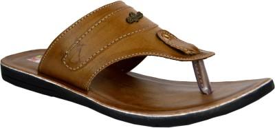 Flux Men Beige Sandals