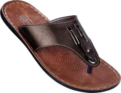 VKC Pride Men Brown Sandals