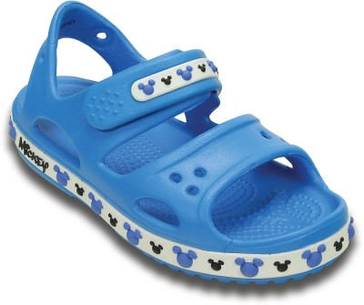Crocs Baby Boys Blue Clogs