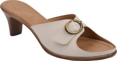 Chicopee Women White Heels