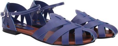 Welson Women Blue Flats