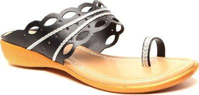 Anand Archies Women Black Flats