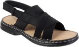 FAD Men black Sandals