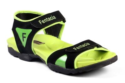 Fentacia Men Green Sandals