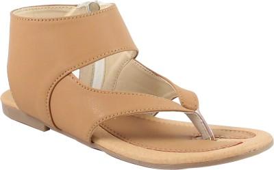 Cute Fashion Women Brown Flats