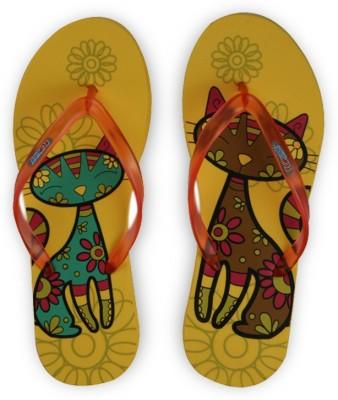 Flipside Cool Kitty Flip Flops