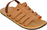 Flute Men Tan Sandals