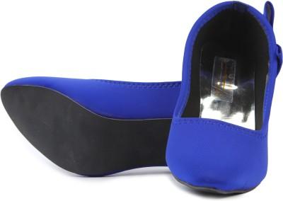 Anupamaa Blue Bellyblast Girls Blue Heels