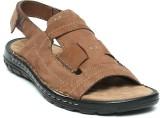 Tanny Shoes Men Tan Sandals