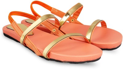 Anand Archies Girls Pink Flats