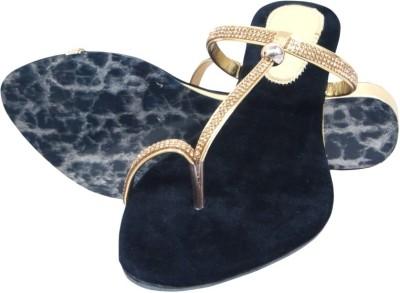 Midaspinkcity Girls Black Sandals