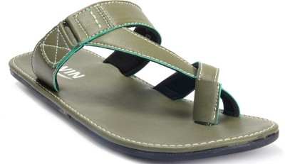Twin Thong 8701 Men Olive Sandals