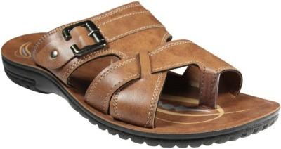 Toyto Men Khaki Sandals