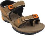 Vokstar Men Brown Sandals