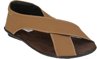 Marc Miguel Men Tan Sandals