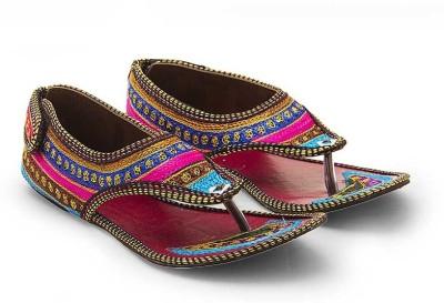 Great Art Women Multicolor Flats
