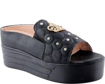 Totes Gallore Women Black Flats