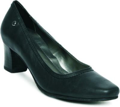 La Briza Serena Women Black Heels
